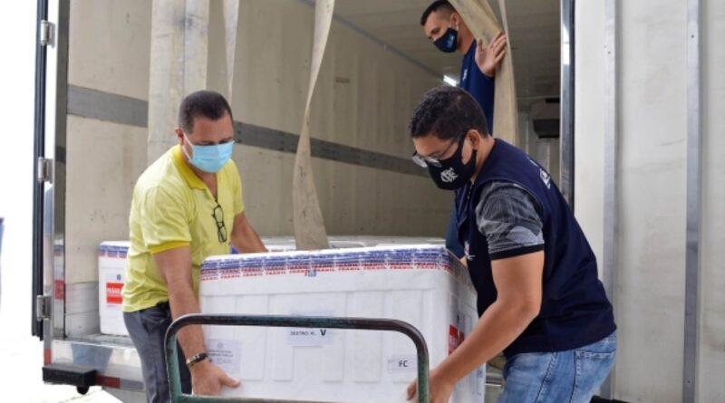 Foto: Agência Alagoas/Vacina Covid-19